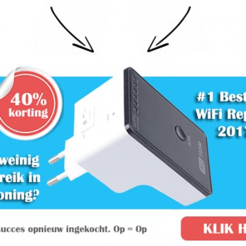 Is er een beste wifi repeater?