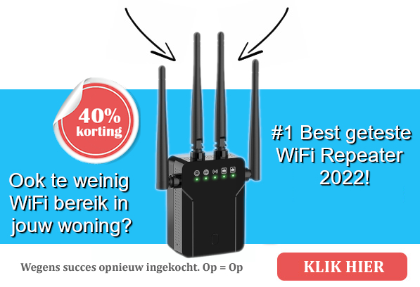 beste wifi repeater